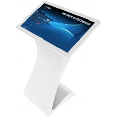 Interactive Touch Kiosk 43'' - Loc